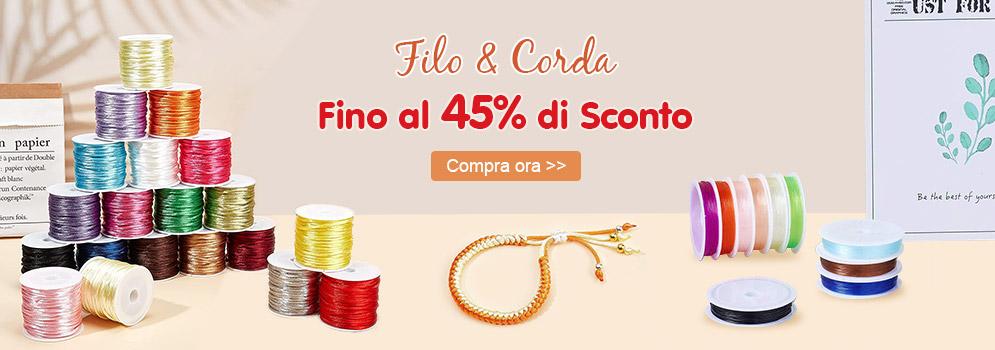 Filo & Corda Fino al 45% di Sconto