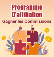 Programme D'affiliation Gagner les Commissions