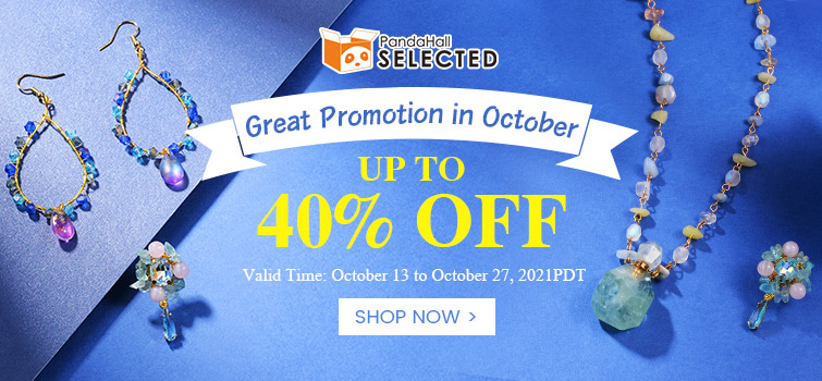 Pandahall Selected Great Promotion