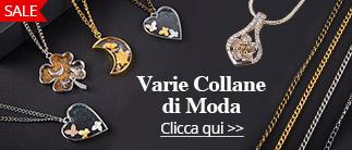 Varie Collane di Moda
