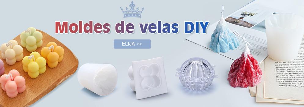 Moldes de velas DIY Elija >>