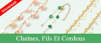 Chaînes, Fils Et Cordons