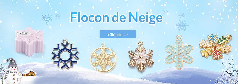 Flocon de Neige Cliquer >>