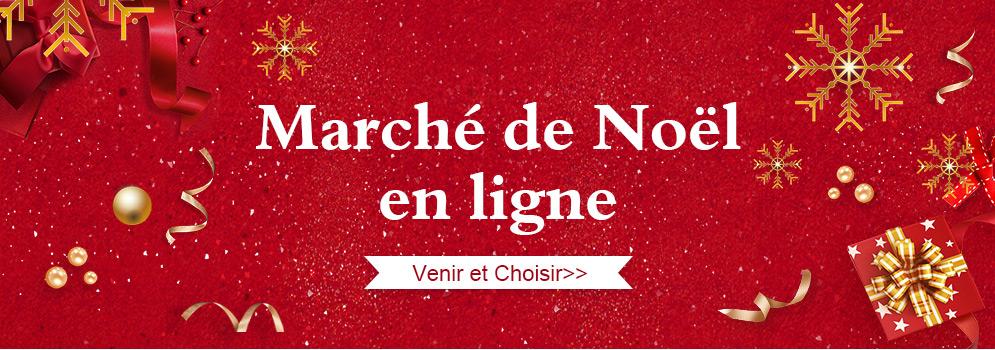 Marché de Noël en ligne Venir et Choisir>>
